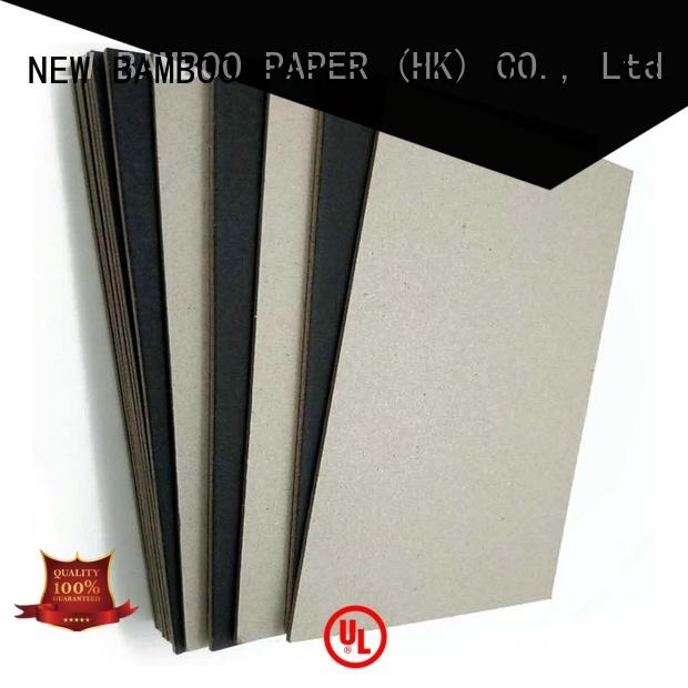 nice black cardboard paper side widely-use for speaker gasket