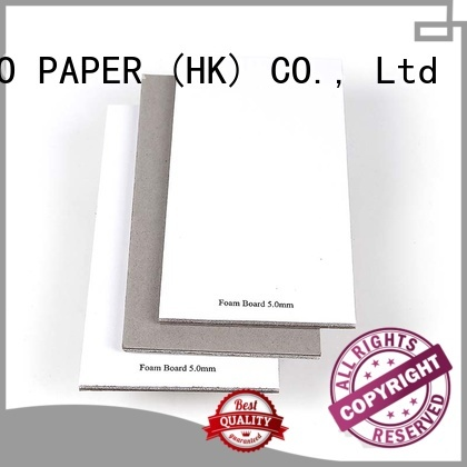 NEW BAMBOO PAPER board foam board printing inquire now for desk calendars