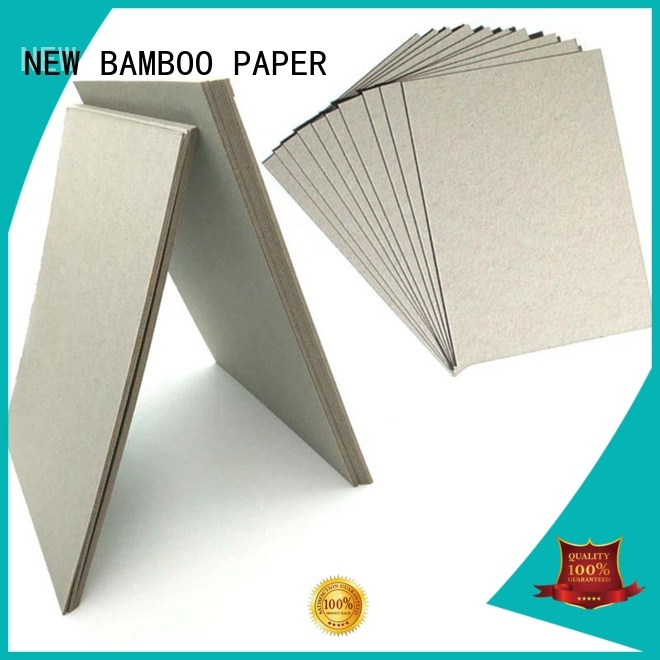 superior laminated cardboard at discount for stationery NEW BAMBOO PAPER