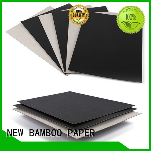 good-package Painted black board rolls certifications for hardcover books