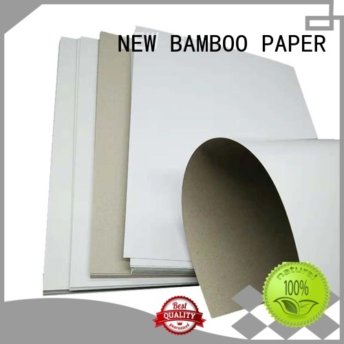 NEW BAMBOO PAPER good-package coated duplex board free quote for toothpaste boxes