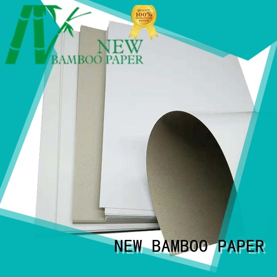 coated duplex board uses duplex for crafts NEW BAMBOO PAPER