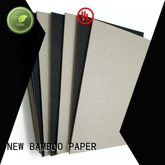 NEW BAMBOO PAPER excellent black chipboard sheets long-term-use for photo frame