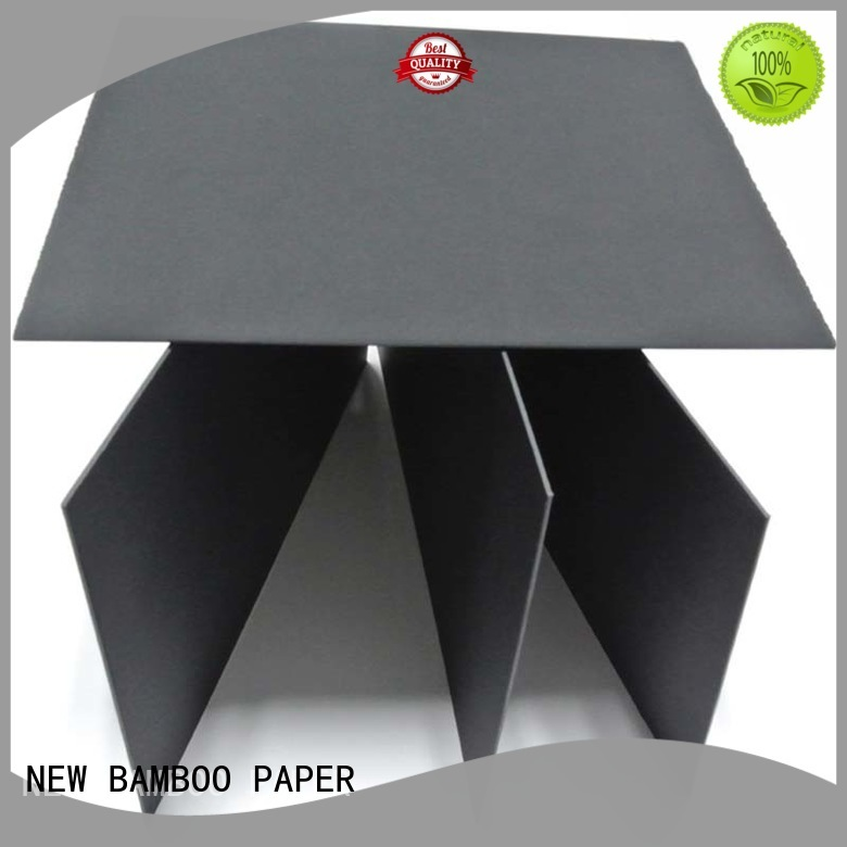 quality Solid black board packaging free design for perfume boxes