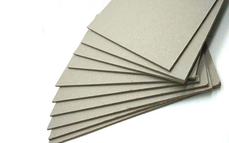 NEW BAMBOO PAPER useful grey paperboard for wholesale for photo frames-2
