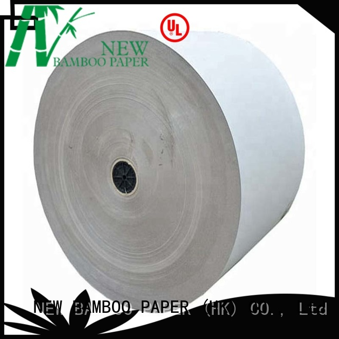 uncoated gray chipboard for photo frames NEW BAMBOO PAPER