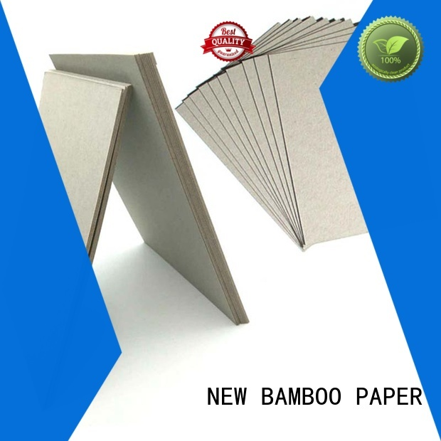 superior gray paperboard laminated for folder covers