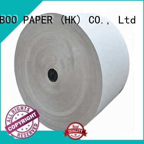 NEW BAMBOO PAPER good-package laminated grey board inquire now for hardcover books