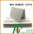 NEW BAMBOO PAPER side 3mm foam board buy now for shirt accessories