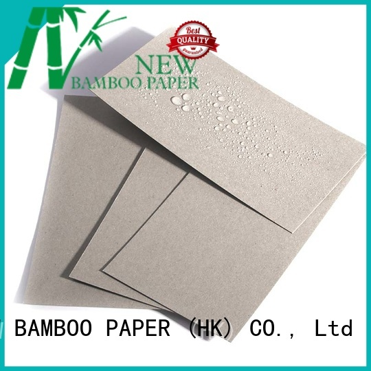 NEW BAMBOO PAPER paper pe coated paper supplier for frozen food