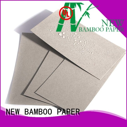 NEW BAMBOO PAPER useful pe coated board producer for packaging