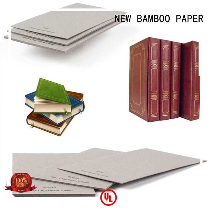 NEW BAMBOO PAPER nice 2mm grey board reels for book covers