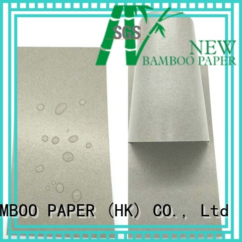 NEW BAMBOO PAPER commercial pe coated paper roll price long-term-use for trash cans