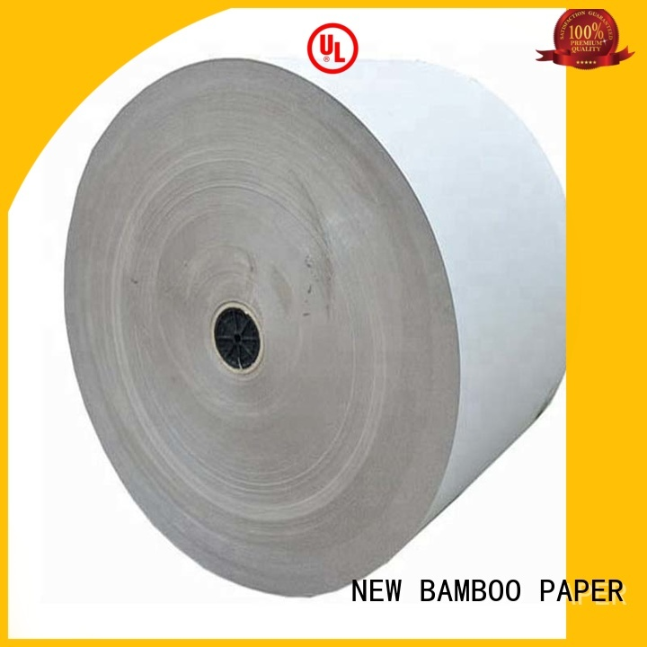 gift gray board paper bulk production for packaging NEW BAMBOO PAPER