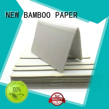 NEW BAMBOO PAPER foam large foam board free design for book covers