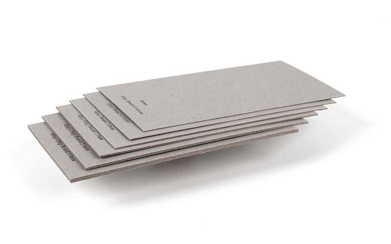 NEW BAMBOO PAPER reels grey board paper factory price for folder covers-1