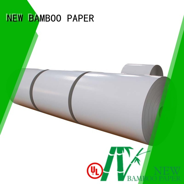 NEW BAMBOO PAPER hot-sale duplex board paper free quote for box packaging