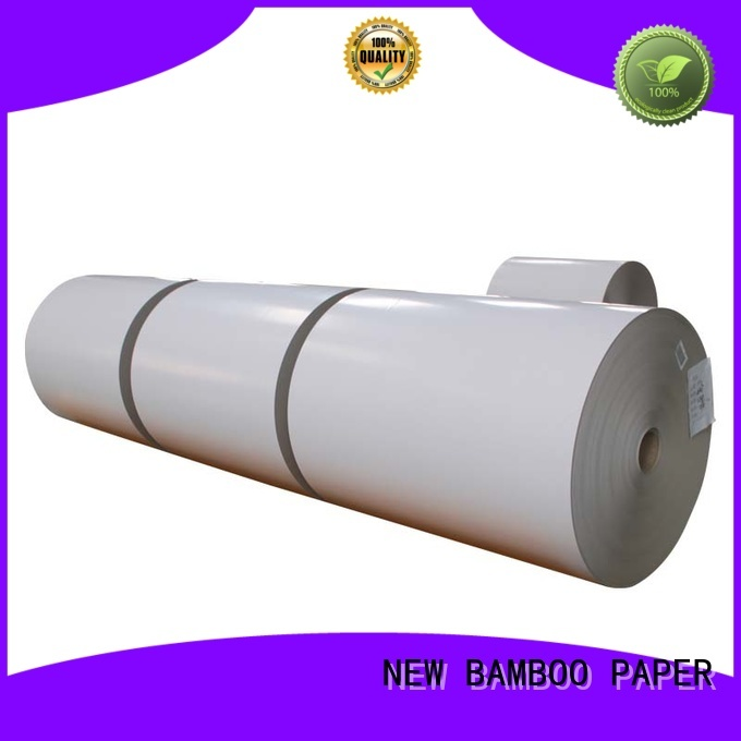 boxes duplex board sheets for printing industry NEW BAMBOO PAPER
