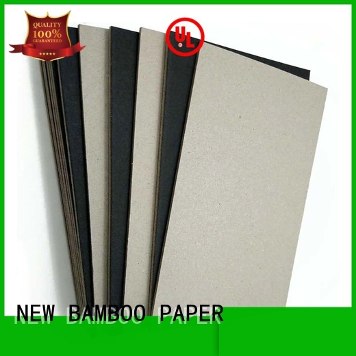 NEW BAMBOO PAPER best black cardboard paper free design for shopping bag