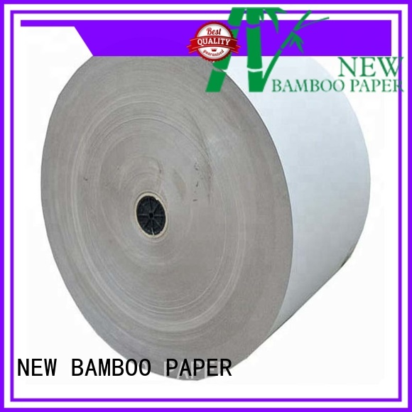 NEW BAMBOO PAPER desk carton gris factory price for stationery