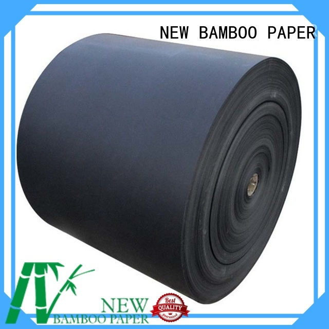 NEW BAMBOO PAPER paper black cardboard sheets widely-use for gift box