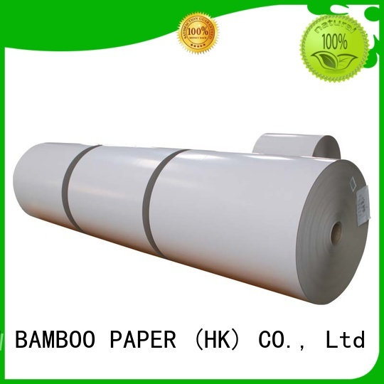 nice white duplex paper free design for toothpaste boxes NEW BAMBOO PAPER