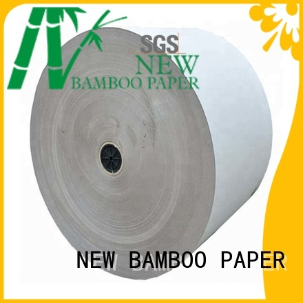 NEW BAMBOO PAPER inexpensive gray chipboard buy now for desk calendars