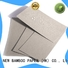 NEW BAMBOO PAPER customization pe coated paper long-term-use for sheds packaging