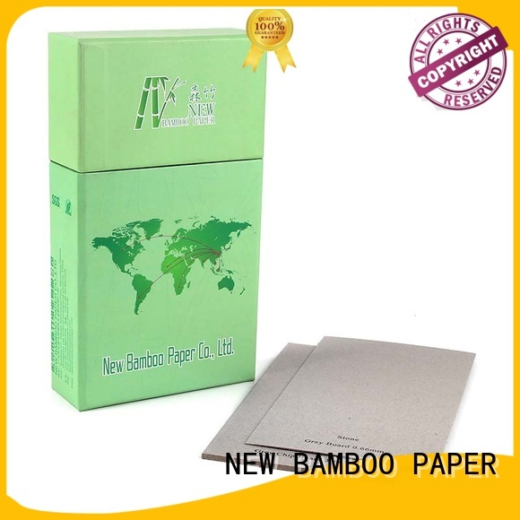 High quality paper grey board and paperboard