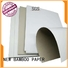 NEW BAMBOO PAPER printing coated duplex board bulk production for gift box binding