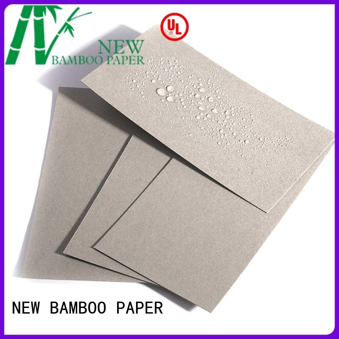 NEW BAMBOO PAPER single coated kraft paper order now for sheds packaging