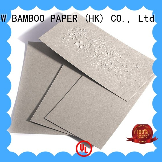 one side pe coated paper price single for sheds packaging NEW BAMBOO PAPER
