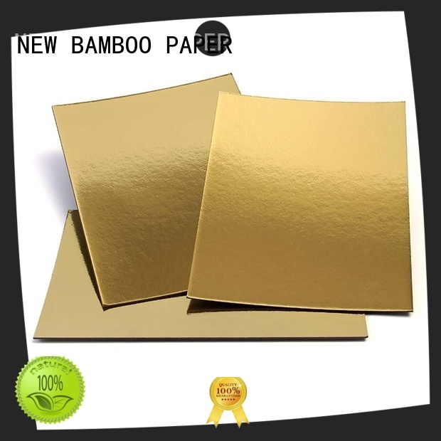 NEW BAMBOO PAPER fine- quality cake board foil paper free design for gift boxes