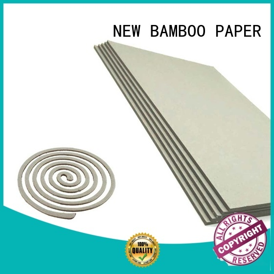 NEW BAMBOO PAPER fine- quality grey board thickness check now for arch files
