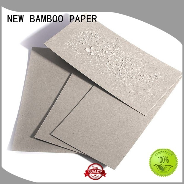 NEW BAMBOO PAPER paper pe coated paper roll price manufacturer for packaging