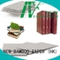 NEW BAMBOO PAPER gift 2mm grey board check now for photo frames