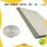 NEW BAMBOO PAPER fine- quality 2mm grey board buy now for book covers