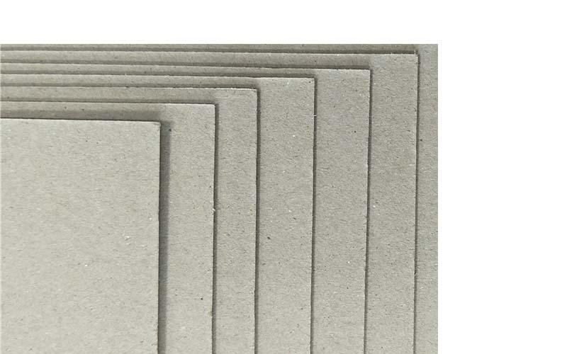 NEW BAMBOO PAPER material grey board sheets for arch files-2