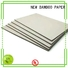 NEW BAMBOO PAPER grey grey board paper at discount for folder covers