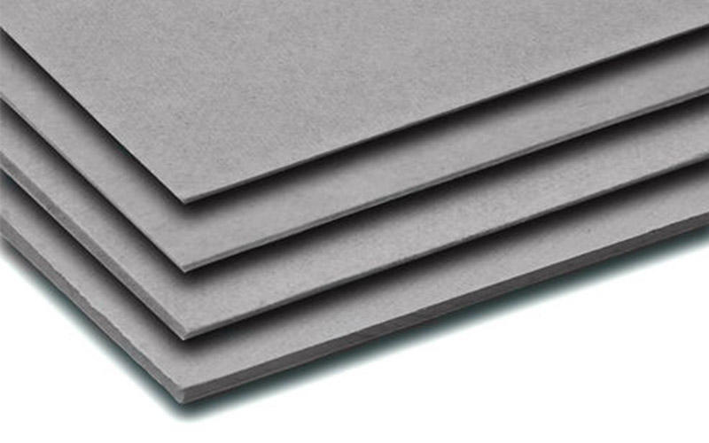 excellent 2mm grey board calendar from manufacturer for T-shirt inserts-2