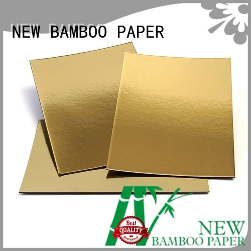 thick foil board printing free design for stationery NEW BAMBOO PAPER