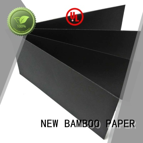hot-sale black paper board boardblack effectively for black boards