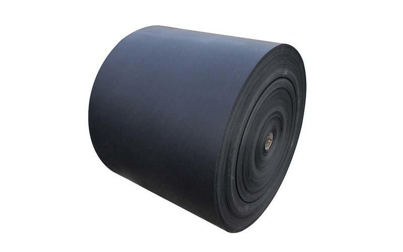 Single Side 110gsm-450gsm Black Paper Reels / Black Paper Board Sheets Standard Size-3