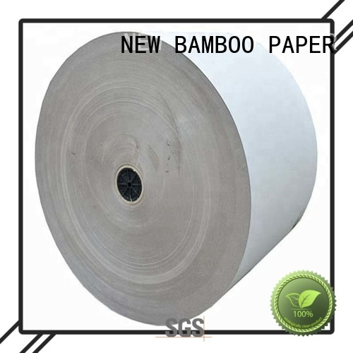 coil grey cardboard sheets for boxes NEW BAMBOO PAPER