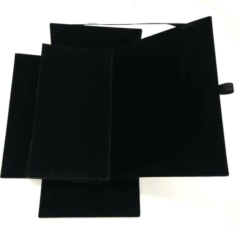 new-arrival flocked velvet paper cover long-term-use for packaging-2