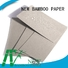 NEW BAMBOO PAPER superior pe coated paperboard double for waterproof items