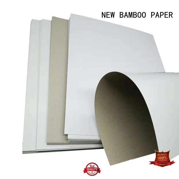 NEW BAMBOO PAPER new-arrival duplex cardboard long-term-use for gift box binding
