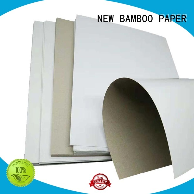 what is duplex board used for roll for toothpaste boxes NEW BAMBOO PAPER