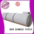 NEW BAMBOO PAPER industry-leading duplex paper board grey for cloth boxes