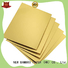 NEW BAMBOO PAPER base metallic paper sheets for cake board